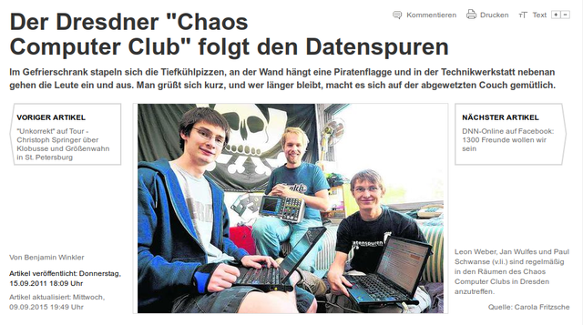 Image for DNN Artikel 2011